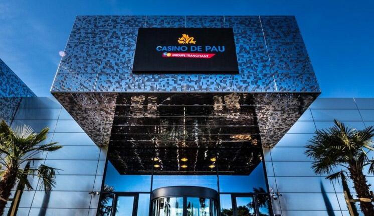 Casino Tranchant de Pau